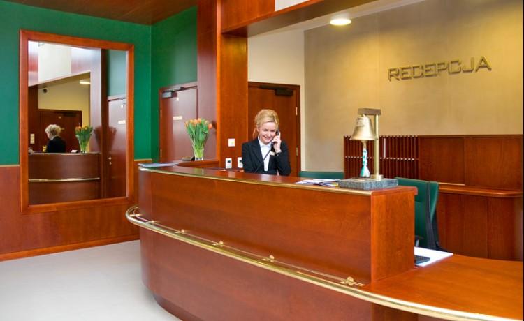 Hotel **** Hotel Admirał / 2