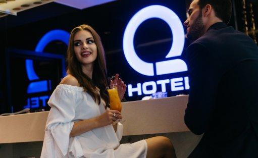 Hotel **** Q Hotel Plus Wrocław / 57
