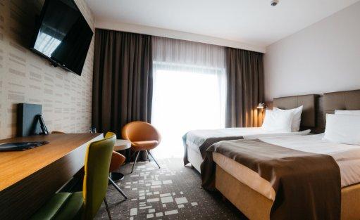 Hotel **** Q Hotel Plus Wrocław / 29