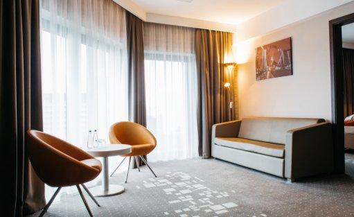 Hotel **** Q Hotel Plus Wrocław / 35