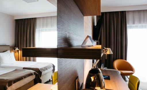 Hotel **** Q Hotel Plus Wrocław / 33