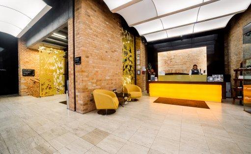 Hotel **** Q Hotel Grand Cru Gdańsk / 0