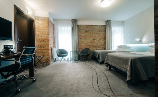 Hotel **** Q Hotel Grand Cru Gdańsk / 16
