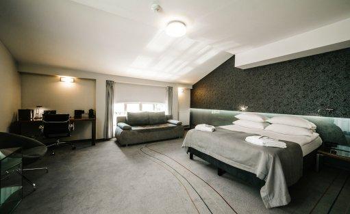 Hotel **** Q Hotel Grand Cru Gdańsk / 21