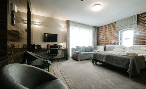 Hotel **** Q Hotel Grand Cru Gdańsk / 17