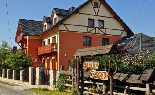 Pensjonat Hotelik Orański / 2