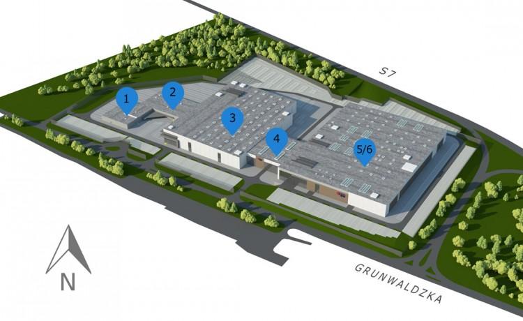 Centrum szkoleniowo-konferencyjne Expo Mazury / 1