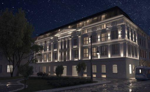 Obiekt w budowie Hotel Nankier / 0
