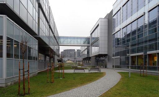 Centrum szkoleniowo-konferencyjne Jagiellońskie Centrum Innowacji / 1