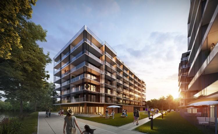 Obiekt w budowie Aparthotel Wyspa Solna / 0