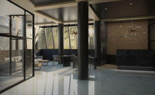 Obiekt w budowie Aqua Hotel Zakopane  / 0