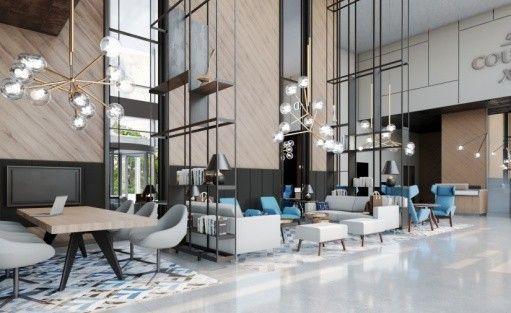 Obiekt w budowie Hotel Courtyard by Marriott Katowice / 0