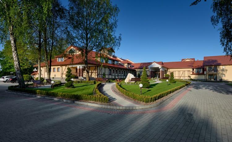 Hotel **** Evita Hotel & SPA / 0