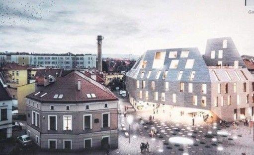 Hotel na Placu Garncarskim w Rzeszowie
