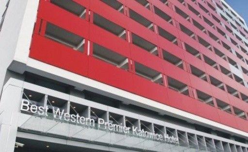 Hotel **** Best Western Premier Hotel Forum Katowice / 0
