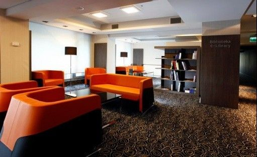 Hotel **** Best Western Premier Hotel Forum Katowice / 1