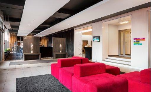 lobby Park Inn by Radisson Katowice Hotel