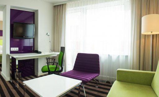 Hotel **** Park Inn by Radisson Katowice / 5