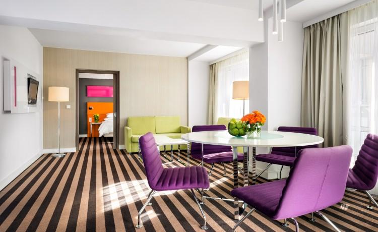 Apartament Park Inn by Radisson Katowice Hotel