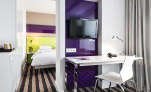 Junior Suite Park Inn by Radisson Katowice Hotel