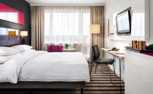Pokój standardowy Park Inn by Radisson Katowice Hotel