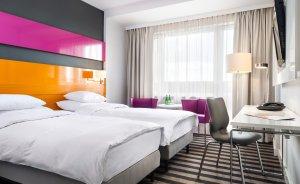 Pokój Superior Park Inn by Radisson Katowice Hotel