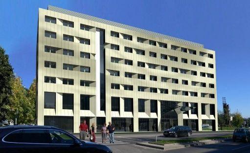 Obiekt w budowie DB Hotel Wrocław / 3