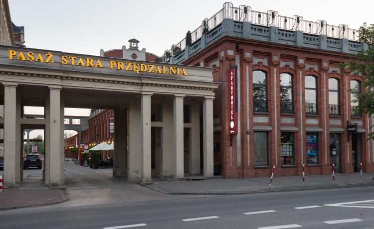 Inne Aparthotel Stara Przędzalnia / 5