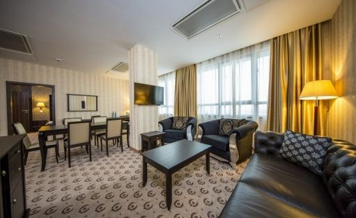 Hotel **** JM Hotel Warszawa / 8