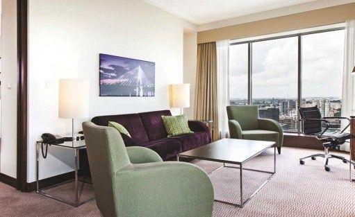 Hotel **** Hilton Warsaw / 1