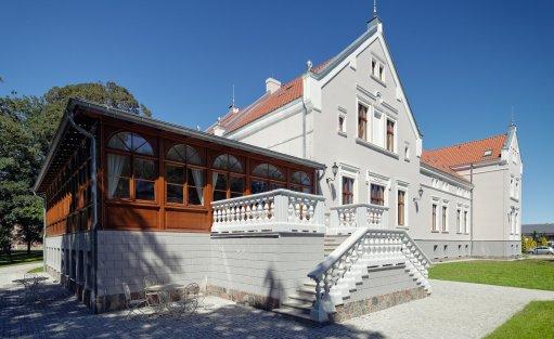 Pałace, dworki, zamki Pałac Mortęgi Hotel & SPA / 5