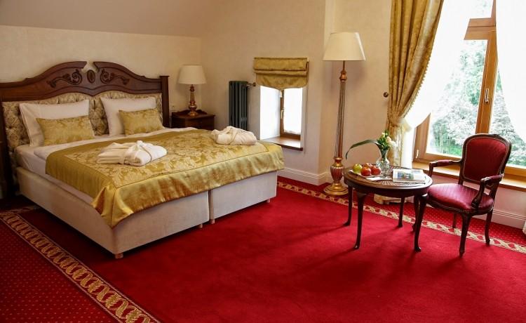 Pałace, dworki, zamki Pałac Mortęgi Hotel & SPA / 19