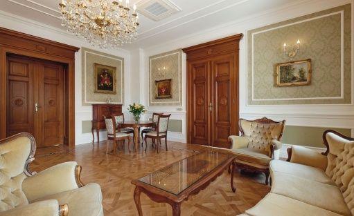 Hotel **** Pałac Mortęgi / 8