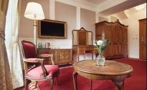 Pałac Mortęgi Hotel **** / 5