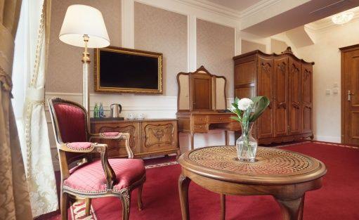 Hotel **** Pałac Mortęgi / 10