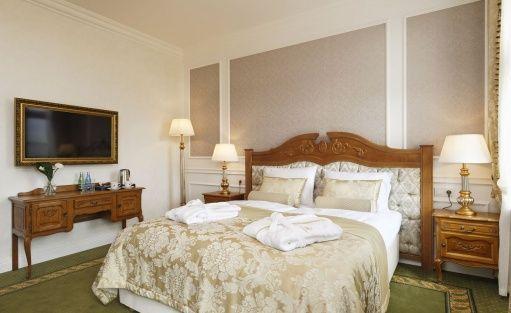 Hotel **** Pałac Mortęgi / 11