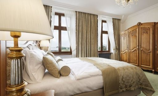 Hotel **** Pałac Mortęgi / 13