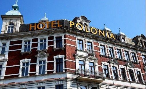 Hotel Polonia Toruń