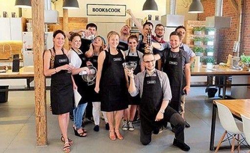 Wyjątkowe miejsce Book & Cook / 1