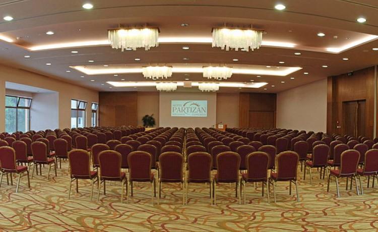 Hotel **** HOTEL PARTIZÁN**** Congress & Wellness resort - Slovakia / 8