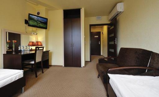 Hotel *** Hotel Diament Spodek / 5