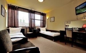 Hotel Diament Spodek Hotel *** / 3