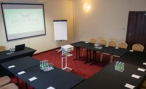 Hotel Focus Centrum Konferencyjne w Lublinie Hotel *** / 4