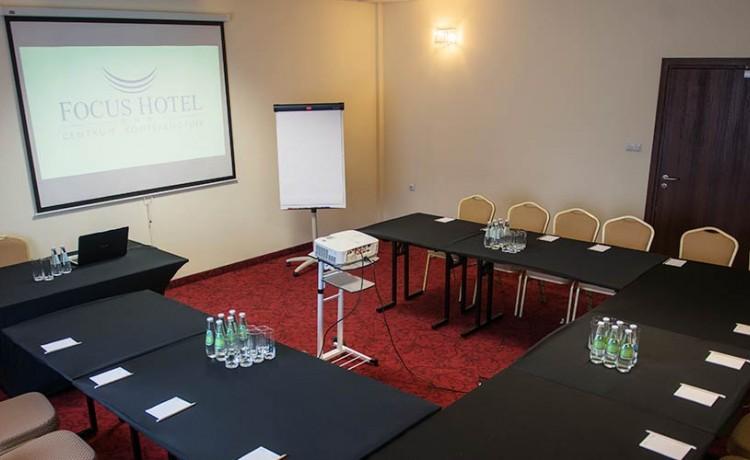 Hotel *** Hotel Focus Centrum Konferencyjne w Lublinie / 9