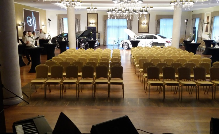 Hotel *** Hotel Focus Centrum Konferencyjne w Lublinie / 13