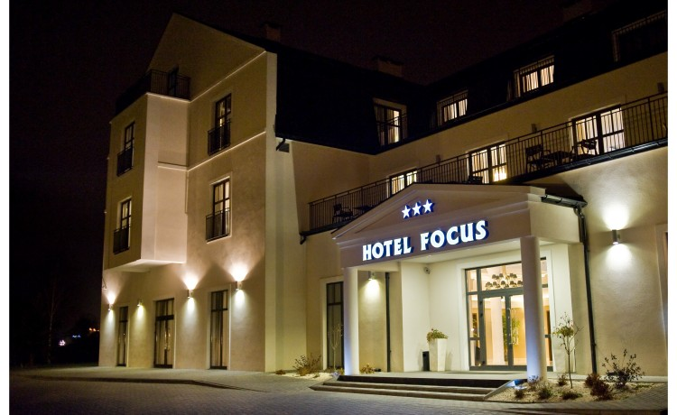 Hotel *** Hotel Focus Centrum Konferencyjne w Lublinie / 1