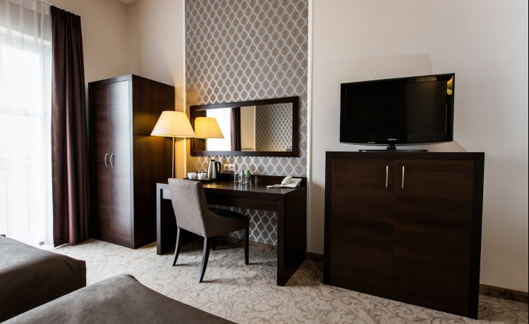 Hotel *** Hotel Focus Centrum Konferencyjne w Lublinie / 14
