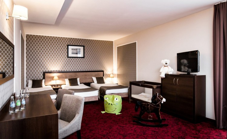 Hotel *** Hotel Focus Centrum Konferencyjne w Lublinie / 18