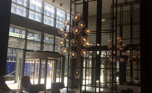 Hotel **** Courtyard by Marriott Katowice City Center / 2
