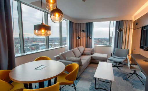 Hotel **** Courtyard by Marriott Katowice City Center / 8